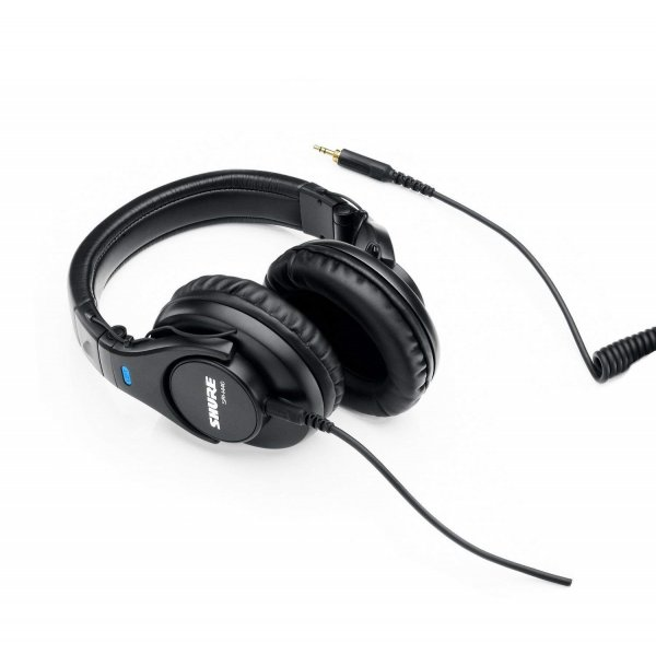 Shure SRH440 Studio Headphones