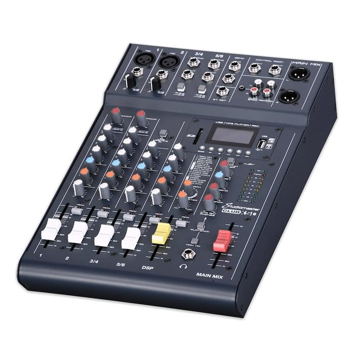 Studiomaster CLUB XS6 6 Channel Analog Mixer