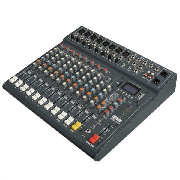 Studiomaster CLUB XS12 12 Channel Analog Mixer