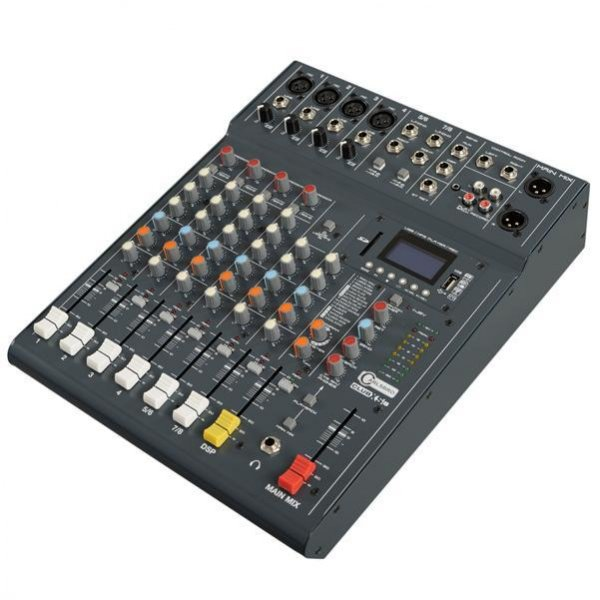 Studiomaster CLUB XS8 8 Channel Analog Mixer