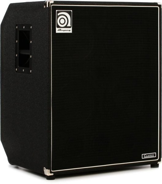 "Ampeg SVT-410HLF 4x10"" 500-Watt Bass Cabinet with Horn"