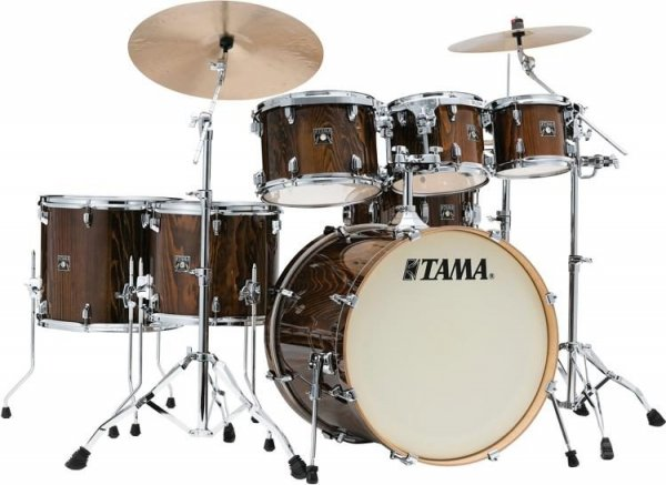 Tama Superstar Classic 7 Piece DrumKit CL72RS