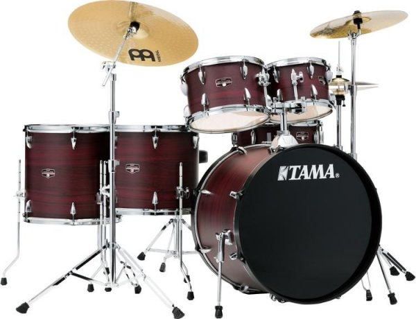 Tama Imperial Star 6 Piece Drum kit IE62H6W