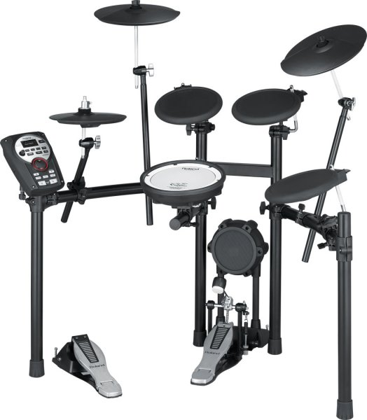 Roland TD11K Electronic Drums With MDS4V Rack Stand