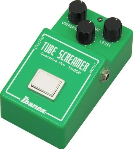 Ibanez TS808 Original Tube Screamer Overdrive Pedal