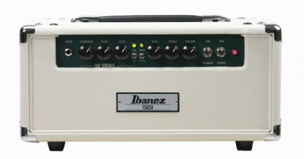 Ibanez TSA15H Tube Screamer Series Amp Head