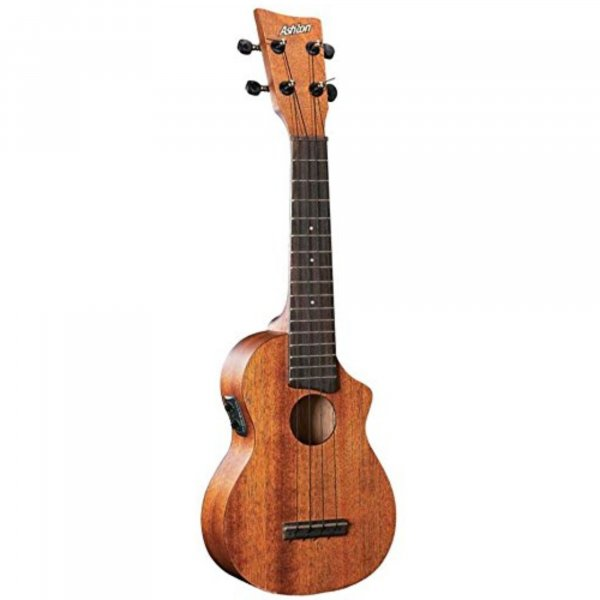Ashton UKE220EQMH Ukulele with Pickup System