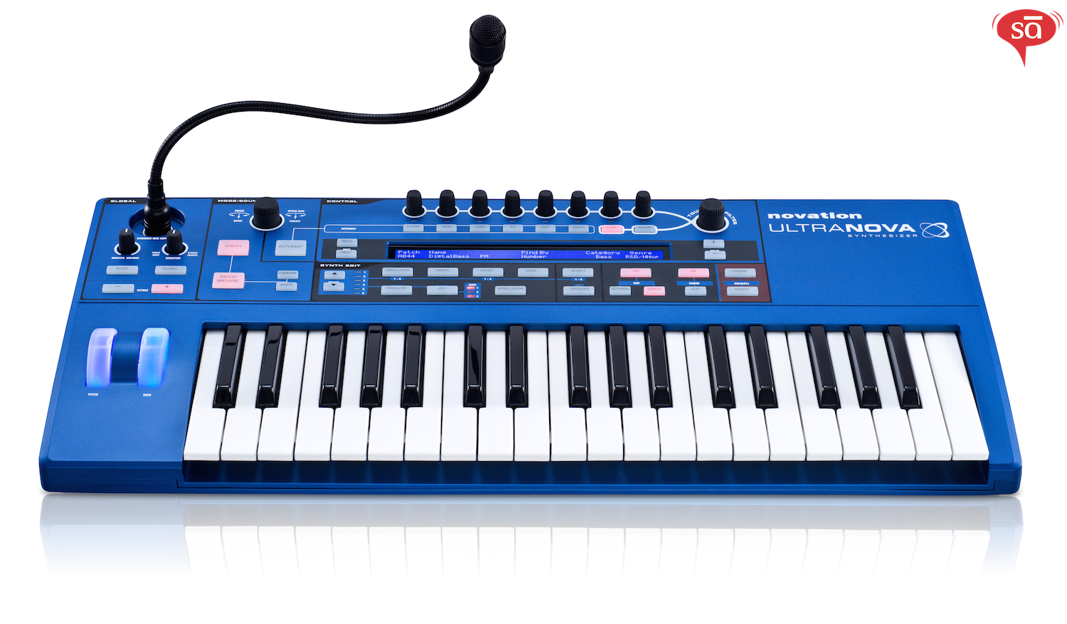 Novation UltraNova 37 Key Synthesizer online India