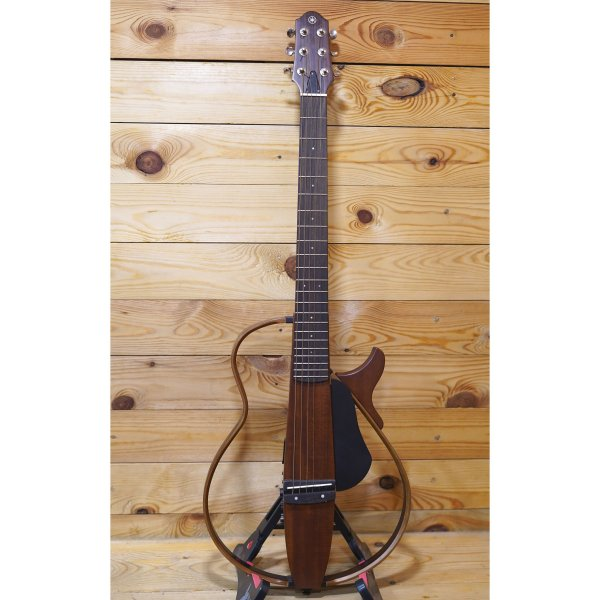 Yamaha SLG200S Steel String Silent Guitar - USED