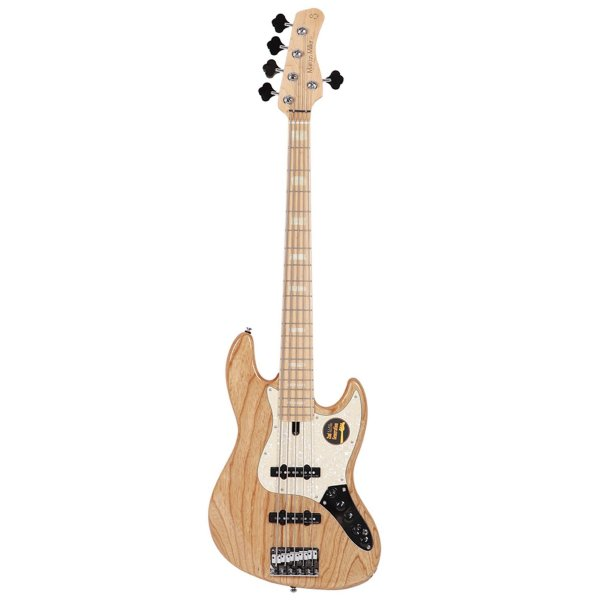 Sire Marcus Miller V7 Swamp Ash 5 String Bass Guitar - 2nd Generation