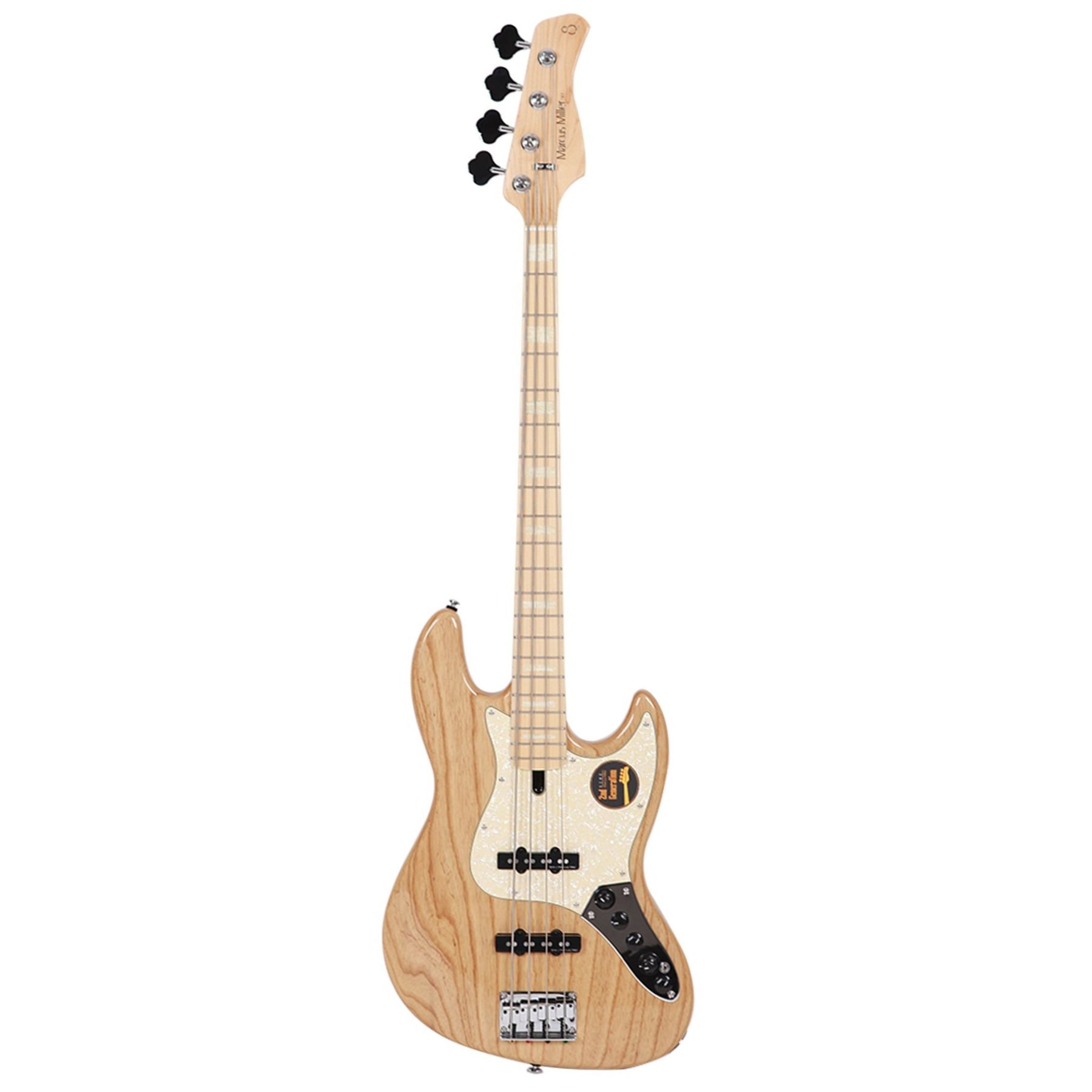 Sire Marcus Miller V7 Swamp Ash 4 String Bass Guitar - 2nd Generation