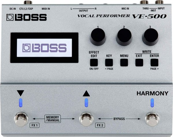Boss VE-500 Vocal Performer