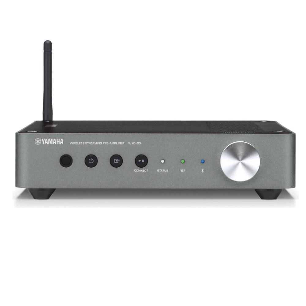 Yamaha WXC-50 - Wireless Streaming Preamplifier