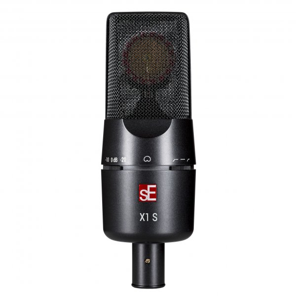 sE Electronics X1 S Large-diaphragm Condenser Microphone