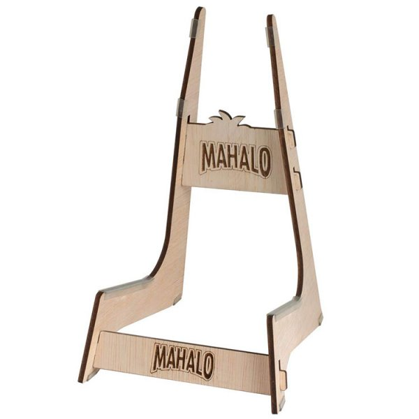 Mahalo Lazer Engraved Ukulele Stand Fits all MSS1